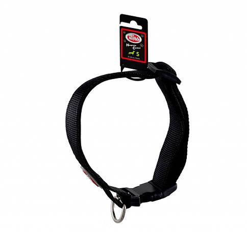 Ошейник Pet Nova Neoprene Comfort Black XL