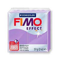 Брусок Fimo Effect пастельный лаванда 605 - 56гр., фото 1
