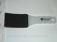 Терка для ног квадратная изогнутая Salon Professional, фото 1