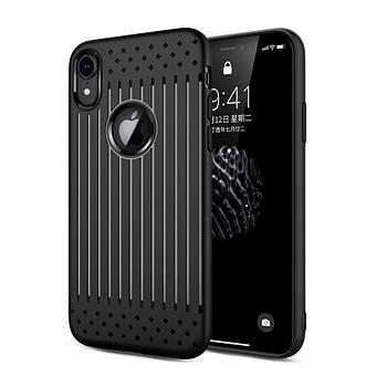 Чехол накладка Primo Shell TPU для Apple iPhone XR - Black