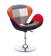 Кресло пэчворк Сван, лоскутное кресло Swan