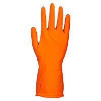 Захисні рукавички латексні Латексні L