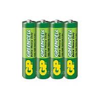 Батарейка GP-Super R-6 (АА) солевой (ПАЛЬЧИК) ТЕХНИЧЕСКИЙ 40шт / уп