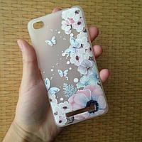 Чехол для Xiaomi Redmi 4A, бампер, накладка, чохол, силиконовый, силіконовий