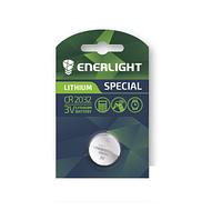 Батарейка ENERLIGHT LITHIUM CR 2032 BLI 1 (таблетка) 4823093502567