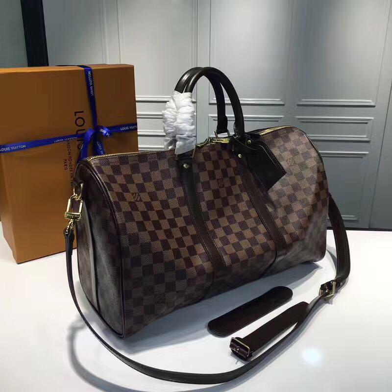 Дорожная сумка Louis Vuitton Keepall, цена 10 990 грн., купить в ... ccd5d338180