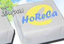 """Салфетка """"Барна"""" HORICA 500шт / уп 10уп / меш"""