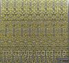 """Наклейки """"Литьё"""" Золото 02"""