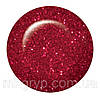 Гель лак Salon Professional № 115  малиново-красный с микроблеском