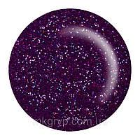 Гель лак Salon Professional № 117 грязно-фиолетовый с микроблеском