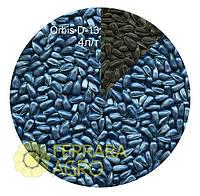 Краска для семян голубая Orbis D-13 для семян подсолнечника, сои, фасоли и др.