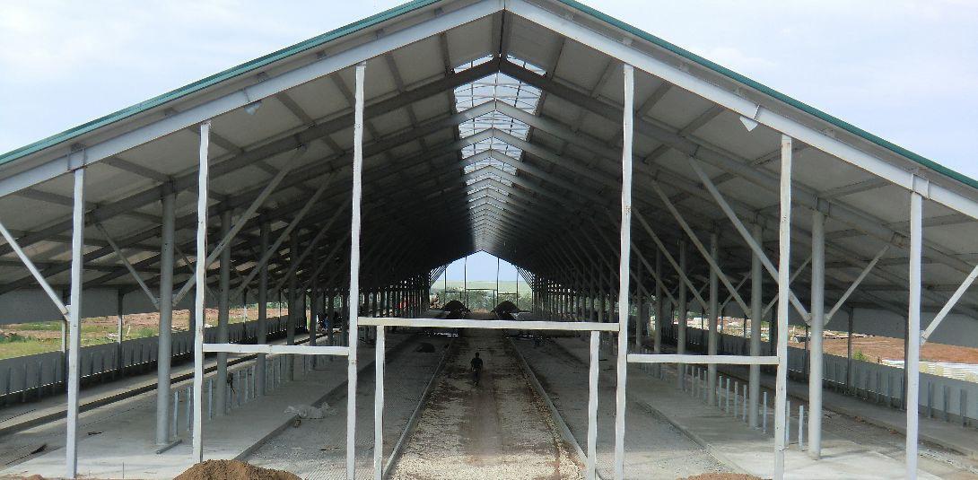 Ремонт та реконструкція колгоспів,ферм ВРХ, свиноферм  а