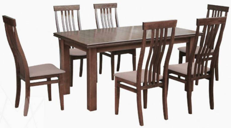 Комплект стол и стулья Маджента, фото 2
