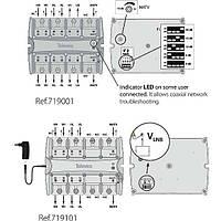 Усилитель ПЧ для мульнисвича EasySwitch ref. 719101