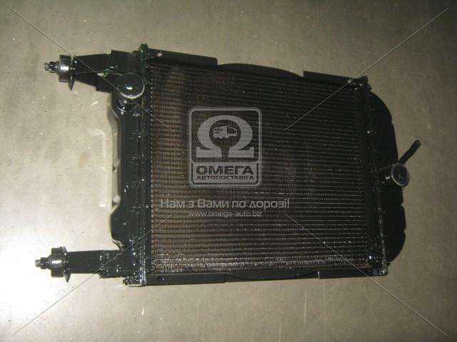 Радиатор водяного охлаждения МТЗ 1221 (4-х рядн.) (пр-во г.Оренбург), 1221.1301010