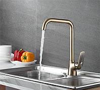 Смеситель для кухни SANTEP 17023 Бронза, фото 1