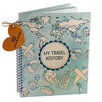 Фотоальбом Travel History (ru) ( на складе )