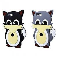 Чехол Резина Forest Fox для Apple iPhone 7 Plus /8 Plus (2 цвета), фото 1