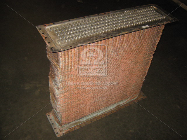 Сердцевина радиатора Т 150, НИВА, ЕНИСЕЙ 5-ти рядн. (пр-во г.Бузулук), 150-1301020-1