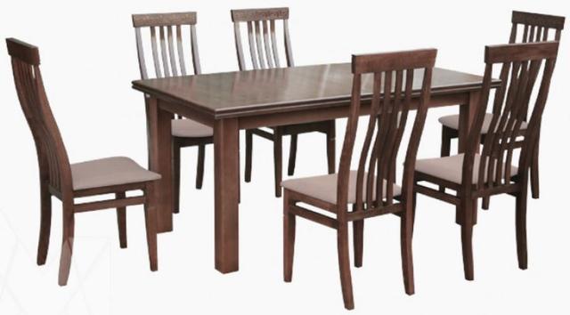 Комплект стол и стулья Маджента