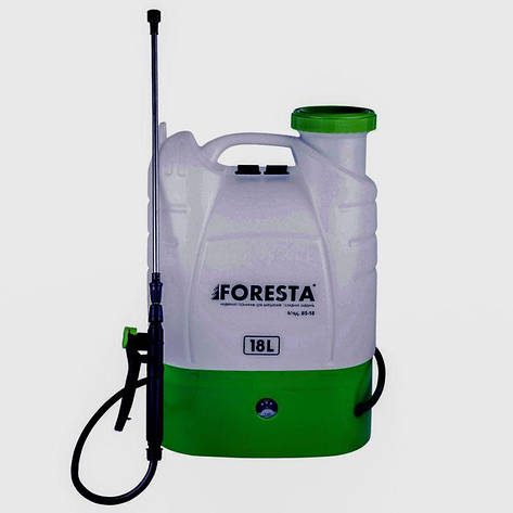 Аккумуляторный опрыскиватель Foresta BS-18, фото 2