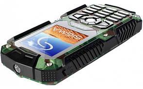 Мобільний телефон Sigma X-treme IT67 Khaki, фото 3