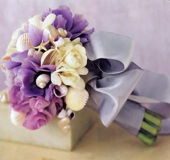 Незвичайні весільні букети