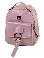 Сумка Женская Рюкзак иск-кожа ALEX RAI 2-05 1704-1 pink, фото 1