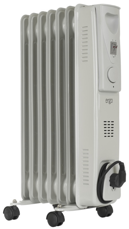 Масляный радиатор ERGO HO-161507