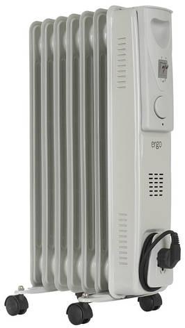 Масляный радиатор ERGO HO-161507, фото 2