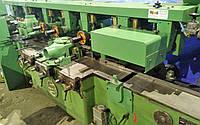Чотирьохсторонній  верстат  Weinig Unimat 17N 7 шпинделів, фото 1