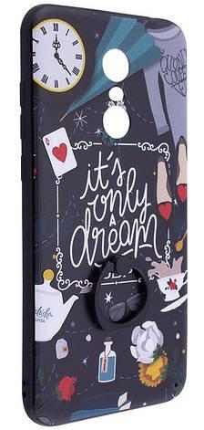 Чохол-накладка для Xiaomi Redmi 5 TPU Чаювання, фото 2