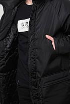 Куртка удлиненная зимняя мужская , фото 3