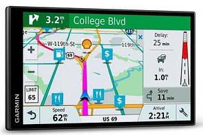 Автомобильный GPS Навигатор Garmin DriveSmart 61 EU LMT