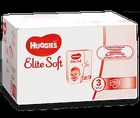 Подгузники Huggies Elite Soft 3 (5-9 кг) BOX 160 шт