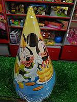 Колпачок на день рождения с рисунком Микки Маус