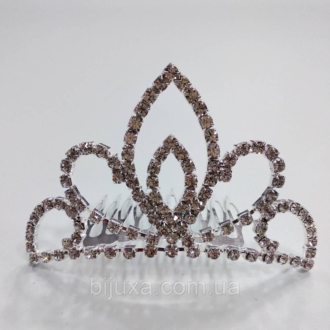 Диадема-гребень белые камни, цена 30 грн., купить в Одессе — Prom.ua ... 922ac6475d8