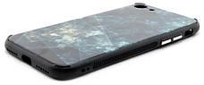 "Чехол накладка YCT для iPhone 7/8 (4.7 "") TPU + Glass Изумрудный, фото 3"