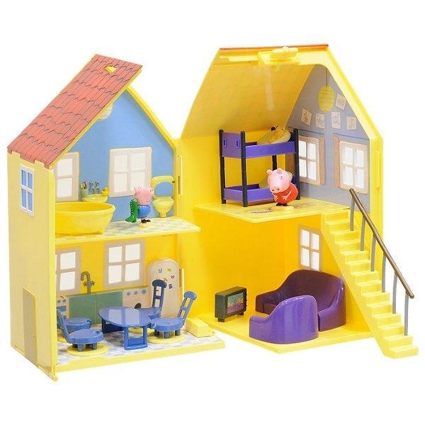 Игровой набор Peppa Pig Загородный домик Пеппы 15553