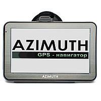 Автомобильный GPS Навигатор Azimuth B55 Plus, фото 1
