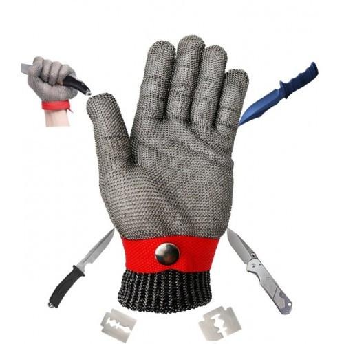 Перчатки кольчужные мясника. Кольчуга