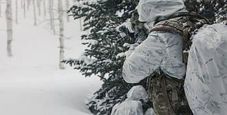 Маскировочный костюм маскхалат белый - Multicam Alpine