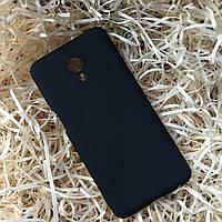 Чехол силиконовый Soft touch для Meizu M6S, Black