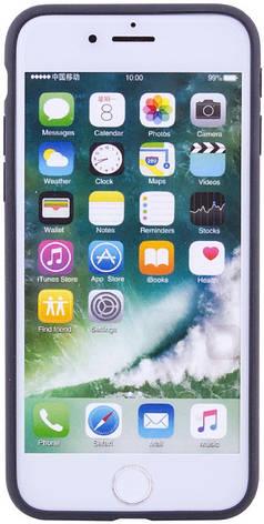 "Чохол-накладка Kutis Print для iPhone 7/8 (4.7"") I want personality Пір'я Pink, фото 2"