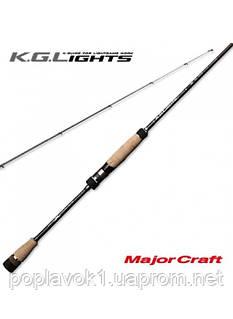Спиннинг Major Craft K.G.Lights  / 236 cm, 0.5-5 g Fast