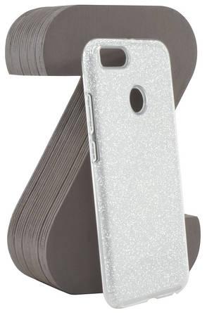 Чехол накладка Shine для Xiaomi Mi A1 / Mi 5X TPU Серебристый (444230), фото 2