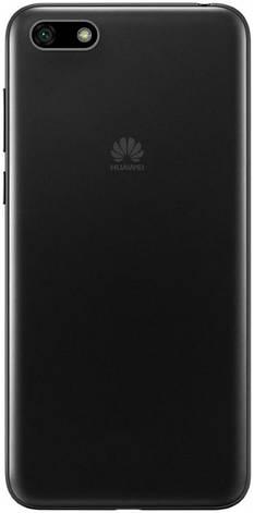 Смартфон HUAWEI Y6 2018 Dual Sim (black) , фото 2