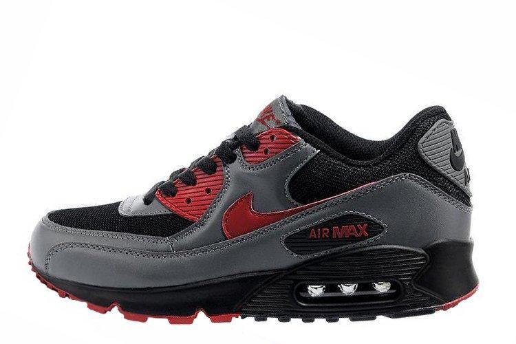 85cf131a Мужские кроссовки Nike Air Max 90 07М | найк аир макс 90 серые ...