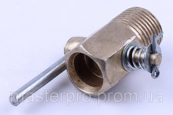 Кран головки слива охлаждающей жидкости Ø16.5 mm - 195N