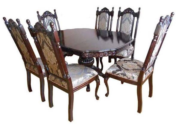 Комплект стол и стулья Розолини, фото 2